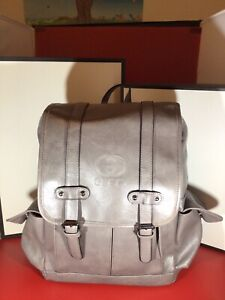 Gucci Stone Gray Men's Backpack-Unisex