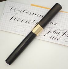 WATERMAN 20 FOUNTAIN PEN c1910s, WITH #10 FOLEY DIP NIB, EXTRAFINE ULTRAFLEXIBLE