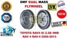 FOR TOYOTA RAV4 III 2.2D 4WD RAV 4 RAV-4 2006-2013 NEW DUAL MASS DMF FLYWHEEL