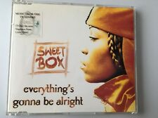 SWEETBOX - EVERYTHING'S GONNA BE ALRIGHT - SINGLE CD