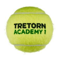Tretorn Academy Mini Tennis Green Balls -Low compression - Slow motion effect