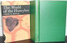 World of the HONEYBEE Beekeeping BEES Keeping NEW NATURALIST Butler HONEY HB DJ