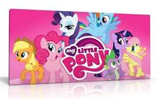 Wooden My Little Pony Wall Hangings for Children
