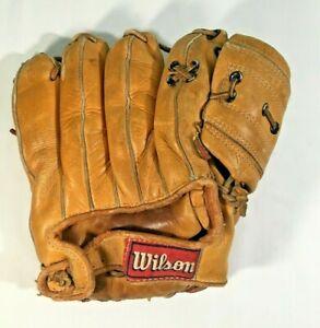 VINTAGE Wilson Baseball Glove - Model A2914 - Harvey Kuenn - COOL!