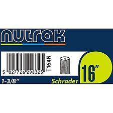 Nutrak Bike / Cycle Inner Tube T164n 16 X 1 3/8 | Schrader