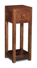 DARK DAKOTA SOLID MANGO SIDE TABLE (49N)