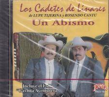Los Cadetes De Linares De Lupe Tijerina Y Rosendo Cantu Un Abismo CD New Sealed