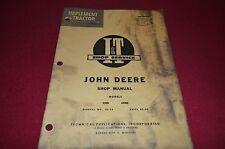 John Deere 435D 440ID Tractor I&T Shop Manual BVPA