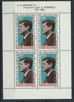 Mauritanie Bloc N° 3** (MNH) 1964 - John F. Kennedy