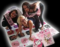 Fun Game MIX - UP Willy Hen Stag Party Bride To Be Girls Night Out