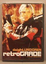 Retrograde (DVD 2009) Sealed NEW Dolph Lundgren, David Jean Thomas, Gary Daniels