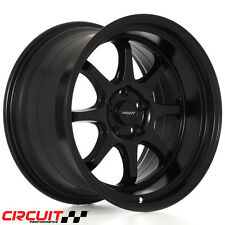 GENUINE Circuit Performance CP25 Wheels 16x8.5+8/+22 4x100/4x114.3 DEEP DISH JDM
