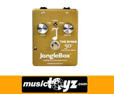 JangleBox 50th Ann Byrds Model Compressor Guitar Pedal