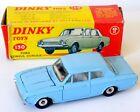 Dinky Toys No.130 Ford Consul Corsair Saloon Car (1964-69) Blue.