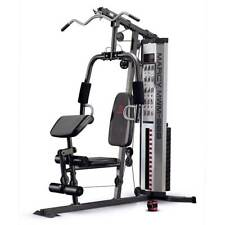Marcy Pro MWM-988 Home Gym System 150 Pound Adjustable Weight Stack Machine