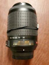 Nikon Nikkor 55-200mm f/4-5.6 VR AF-S ED Lens