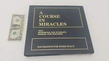 A Course In Miracles - Foundation For Inner Peace - Audio CD Set of 59 Discs
