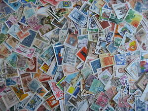 Hoard breakup mixture of over 400 Brazil. Duplicates & mixed condition