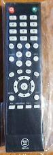 WESTINGHOUSE RMT-24 TV REMOTE CONTROL for DW39F1Y1A, DWM442F2G1, WD32HT1360