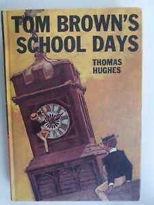 Bancroft Classics no10 Thomas Hughes Tom Brown's School Days 1975 book classic
