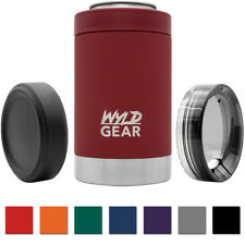 Wyld Gear 12 oz. Vacuum Insulated Stainless Steel Multi-Can Cooler