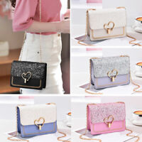Women Mini Cute Small Shoulder Bag Ladies CrossBody Bag Messenger Satchel Purse