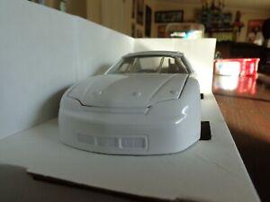 CHEVY MONTE CARLO STOCK CAR PLAIN WHITE NASCAR 1/24 REVELL 1991 STOCK # 0688