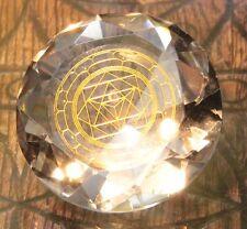 Tachyonen Diamant Merkaba klar 45 Energie Heilige Geometrie Engel Gabriel