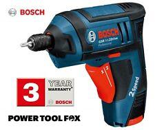 Bosch GSR Mx2Drive PRO Cordless Screwdriver Drill 06019A2170 3165140575577