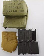 M1 Garand 7.62x51 nato Bandolier Repack kit w/ Cardboard En Bloc