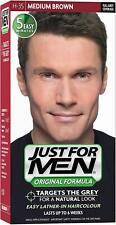 Just For Men Hair Colour Kit Medium Brown H35 Discreet Packaging & Listing