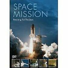 Space Mission Reaching for the Stars DVD Brand new