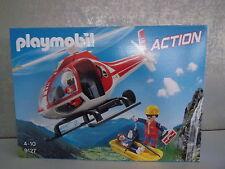 Playmobil Action 9127 bergretter-helikopter - Neuf et emballage d'origine
