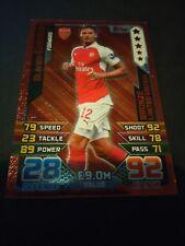 Match Attax Premier League 15/16 Oliver Giroud bronze Limited Edition LE3