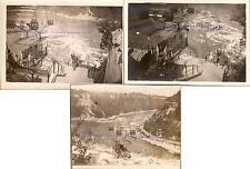 1920s Niagara Falls River Whirlpool Aero Car Cable Trolley Tram Crossing Photos