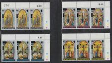 Elizabeth II (1952-Now) Montserratian Stamp Blocks