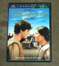 The Decameron (DVD, 2002) Pier Paolo Pasolini MGM DVD