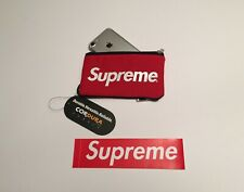 Supreme Cordura Phone wallet Red