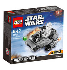 LEGO ® Star Wars ™ MICROFIGHTERS-First Order Snowspeeder ™ - 75126-NUOVO
