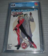 Suicide Squad (2016) 1 Dynamic Forces VARIANT CGC 9.8