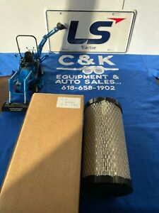 LS Tractor OEM Air Cleaner 40049450