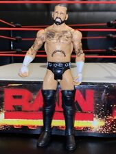 CM Punk - Basic Series - WWE Mattel Wrestling Figure