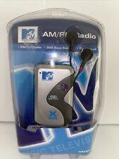 MTV AM/FM Radio Brand New In Box. MR2307