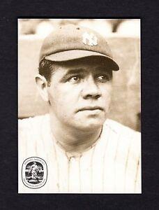 #13 BABE RUTH, Yankees 1986 The Sporting News/WWS Conlon Smithsonian (1/12,000)