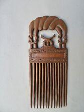 Ashanti Ghana comb comb