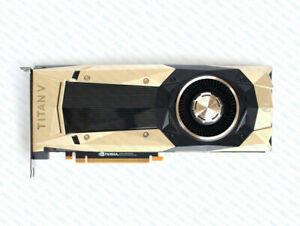 NVIDIA Titan V 12GB HBM2 Professional Volta CUDA Graphics Card GPU
