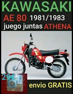 Juego de juntas kit superior ATHENA P400250600081 para KAWASAKI AE 80 1981/1992