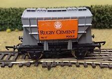 """Wrenn W5080 Cement Wagon """"Rugby"""" OO gauge"""