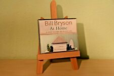BILL BRYSON ~ AT HOME ~ A SHORT HISTORY OF PRIVATE LIFE - 5 CD AUDIO BOOK