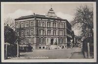 44378) Echt Foto AK Altenburg Industriefachschule ca. 1935